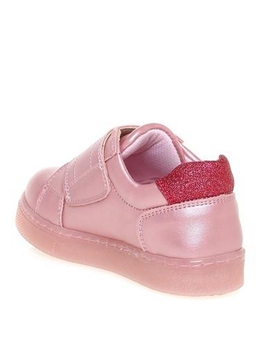 Mammaramma Mammaramma Pembe Kız Çocuk Yürüyüş Ayakkabısı Pembe
